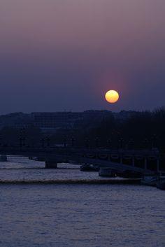 Seine and Sun - Paris/VegaStar Carpentier