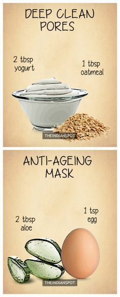 10 Amazing Natural Homemade Face Masks #Natural #Skincare #Health ||Come to Skinthetics Laser Hair Removal & Skin Care Center in West Bloomfield, MI for all of your personal pampering needs! Call (248) 855-6668 to schedule an appointment or to find out more information!