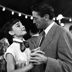 Audrey Hepburn alert! Roman Holiday is available to stream