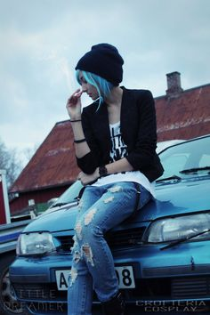 Cosplay: Chloe Price - Life Is Strange by paulinefication.deviantart.com on @DeviantArt