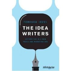 The Idea Writers - This Is Second-tier for me, but I'd still like to read it.