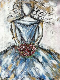 A blog about art, artwork, paintings by ZsaZsa Bellagio. Dreamy, romantic, impressionist style artwork. Inspired by all things beautiful