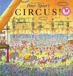 Circus Theme- Weekly Home Preschool   Cutting Tiny Bites