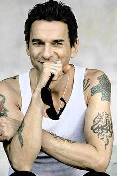 David Gahan - Depeche Mode!