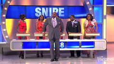 Thing you bury in the backyard was the question on Family Feud, and the answers this family gives are hilarious if not spooky! Family Feud is now on TV Land weeknights at 8/7c