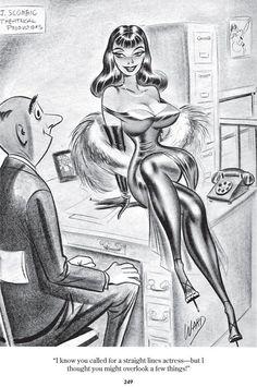 Juxtapoz Magazine - A Taste of Classic Erotica