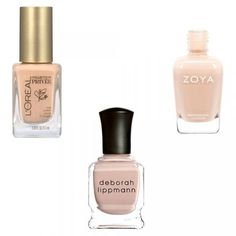 The Best Nude Nail Polish for Your Skin Tone