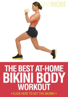 Total body toning AND cardio moves to get the most effective workout.