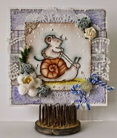 Good morning and welcome to a brand new Penny Black Saturday Challenge! Thank you to those of you who joined in with our 'Buttons & Bow. Black Saturday, Penny Black Cards, Art Impressions, Animal Cards, Magnolia, Snow Globes, Cardmaking, Stamping, Hedgehog