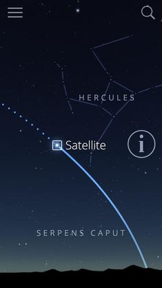 Top iPhone Game #95: Sky Guide: View Stars Night or Day - Fifth Star Labs LLC by Fifth Star Labs LLC - 02/28/2014
