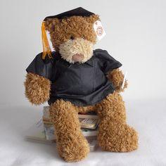 Personalised Air Puppy Teddy Bear Flapjack Lane   Fat Albert. Graduation  Teddy BearPersonalised Teddy BearsBrown ...