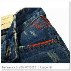 Dsquared Jeans. Sky Blue Color. DK310RX. Dsquared Pantalones Hombre. Azul. D