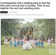 Funny cool wedding photo Funny Pictures Funny Quotes Funny Jokes Photos, Images, Pics is part of Wedding humor - Wedding Tags, Cute Wedding Ideas, Wedding Humor, Wedding Pictures, Perfect Wedding, Dream Wedding, Wedding Stuff, Trendy Wedding, Wedding Album