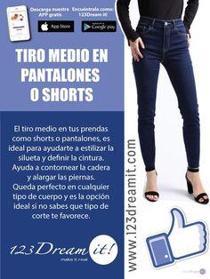 8840a9b046 Si vas a elegir un pantalón o short y no sabes qué tipo de tiro te