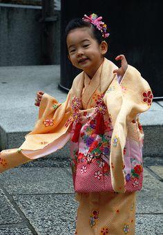 Orange Kimono   Flickr