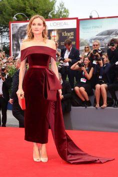 Diane Kruger In BOSS At 'Black Mass' Venice Film Festival Premiere