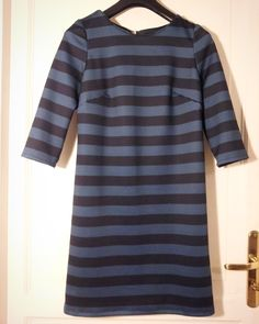 ultimate shift dress. pattern by sew over it