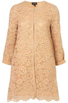 Lace coat <3 it !