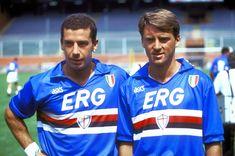 Vialli    Mancini  Sampdoria