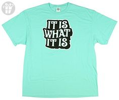 It Is What It Is Graphic T-Shirt - Large (*Amazon Partner-Link)