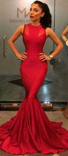 #red #satin #prom #party #evening #dress #dresses #gowns #cocktaildress #EveningDresses #promdresses #sweetheartdress #partydresses #QuinceaneraDresses #celebritydresses #2017PartyDresses #2017WeddingGowns #2017HomecomingDresses #LongPromGowns #blackPromDress #AppliquesPromDresses #CustomPromDresses  #backless #sexy #mermaid #LongDresses #Fashion #Elegant #Luxury #Homecoming  #CapSleeve #Handmade #beading