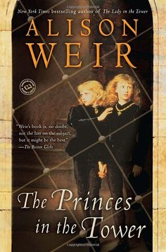 Alison Weir has written a new book: Richard III and the Princes in the Tower. It will be available later this month. The book pictured was a fascinating read and I look forward to the new one. Love Reading, Reading Lists, Book Lists, Historical Fiction Books, Fiction Novels, Love Book, Great Books, Tv, Bestselling Author
