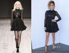 Jennifer Lopez In Jill Stuart – American Idol Season 13: Top 7 To 6′ Live Show