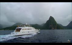 Take a boat tour and enjoy incredible views of the Pitons