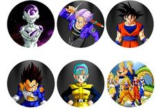 cupcakes dragon ball z - Buscar con Google