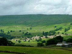 Gasp at the beauty of Askrigg sitting gorgeously in Wensleydale.