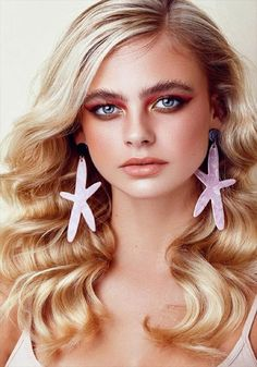 These Are the 9 Biggest Hair Color Trends of 2020 Latest Hair Color, Cool Hair Color, Latest Haircuts, Behance, Fitness Workout For Women, Hair Color Highlights, Hair Images, Beauty Editorial, Big Hair