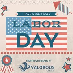 Our Offices will be Closed for Labor Day