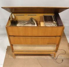 Vintage Grundig Majestic Stereo/Turntable Console