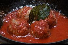 Barbaresco's Polpette Di Campagnia ... Campagnia Meatballs