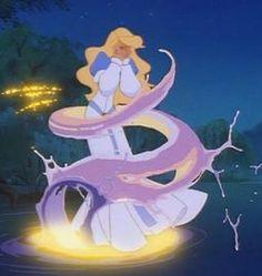 The Swan Princess -- definitely one of my faves! A Princesa Encantada 1994 Disney Animated Movies, Disney Movies, Disney And Dreamworks, Disney Pixar, Disney Magic, Disney Art, Die Schwanenprinzessin, Odette Swan Princess, Non Disney Princesses