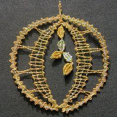 Foto: Bobbin Lace, Album, Chain, Christmas, Inspiration, Jewelry, Fashion, Lace, Xmas