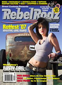 pictures of rebel rodz of 2007 | rebel rodz magazine no 3 december 2007 usa oh no