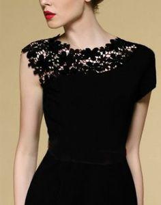 Detalle en encaje Party Gown Dress, Party Gowns, Plus Size Fashion, Nice Dresses, Fashion Dresses, Crochet, Pretty, Wedding, Color