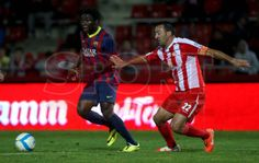 Barça 3 - 2 Girona | Copa Cataluña
