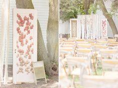 Handmade Michigan Barn Wedding: Carissa + Ryan photo by Glass Jar Photography