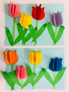 Spring Arbor, Co Teaching, Easy Art Projects, Kindergarten, Crafts For Kids, Diy, Experiment, Carnival, Spring
