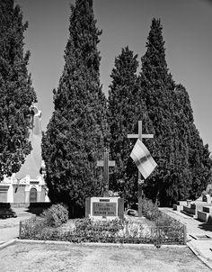 Cementerio de La Almudena Madrid Canon 70D