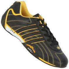 Centauro - Tênis Adidas Originals Goodyear Adiracer - Masculino