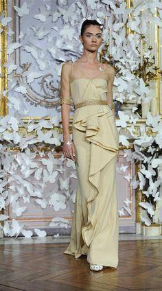 Alta Costura: Alexis Mabille - Primavera-Verão 2014 - Vogue Portugal