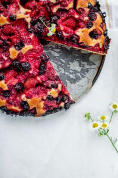 Berry Summer Cake
