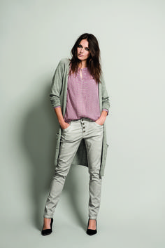 soyaconcept - shirt - blouse - cardigan - knit - pants