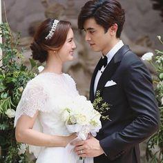 Couple Art, Best Couple, Chines Drama, Dear Crush, Korean Wedding, Meteor Garden, Ulzzang Couple, Thai Drama, Cute Couples Goals