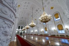Парадная резиденция Президента РФ (фото)