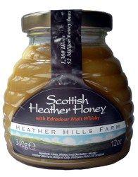 Scottish Heather Honey with Whisky