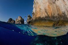 Между небом и водой (фото) http://cogitoplanet.com/2016/06/mezhdu-nebom-i-vodoj-foto/